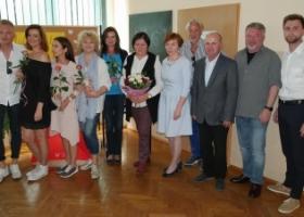 Wrocławski Teatr Komedia odwiedził Sławę