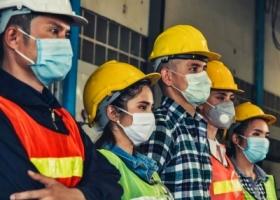 Obowiązek zakrywania ust i osa w miejscu pracy