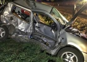 Śmiertelny wypadek między Tylewicami a Starym Strączem